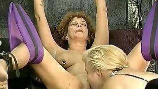 Lezzy anguish whores